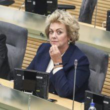 NSGK pirmininkas: informacijos pradėti tyrimą dėl I. Rozovos pakanka