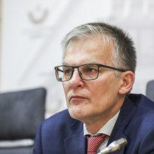 Seimas pritarė J. Sabatausko siūlymams: pagrindiniai rinkimų duomenys liks atviri