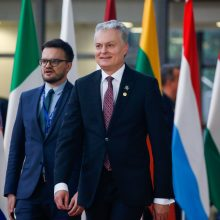 G. Nausėda: Jungtinė Karalystė išliks artima Lietuvos sąjungininkė