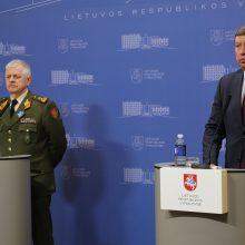 Lietuvos kariai buvo įspėti: Irake apšaudytą bazę spėjo palikti prieš išpuolį