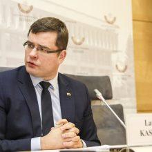 L. Kasčiūnas: įvykiai Donbase – geriausias kontrargumentas E. Macronui