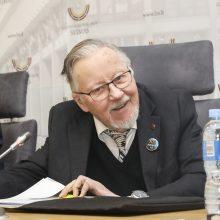 V. Landsbergis: vieni manė, kad įsitvirtins visiems laikams, bet apsigavo