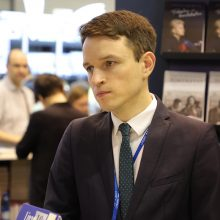 Politologas Linas Kojala