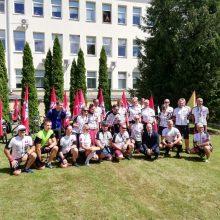 Įteikti apdovanojimai Šiaulių ir Telšių regionų medikams