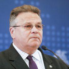 L. Linkevičius: Lietuva ir toliau rems Afganistano pastangas siekti taikos