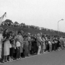Baltijos kelio 30-mečio proga – akcijos nuo Vilniaus iki Honkongo