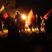Baltų vienybės dieną ant piliakalnių užsižiebs vienybės ugnys