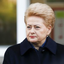 """Prezidentė D. Grybauskaitė globos iniciatyvą """"Profesionalės.lt"""""""