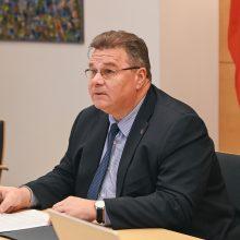 L. Linkevičius: ES turi plėsti sankcijas Baltarusijos režimui