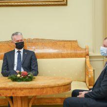 S. Skvernelis užstojo prezidentą: kritika dėl ministrų atrankos – nepagrįsta
