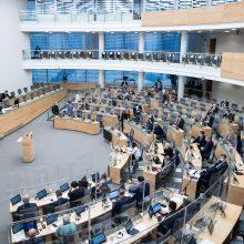 Seimui teikiamos pataisos dėl privalomos narystės Architektų rūmuose