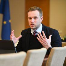 Lietuva ragina įvesti ES sankcijas Rusijai dėl A. Navalno sulaikymo