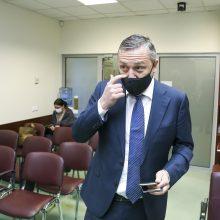 VRK panaikino A. Guogos mandatą, į Seimą grįžta A. Skardžius