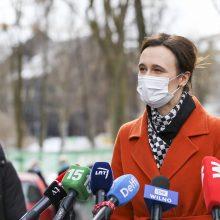 Seimo pirmininkė pranešė jau radusi kandidatą į Genocido centro vadovus