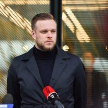 Baltijos šalių ministrai pasisako už NATO veiksmų planą Ukrainai