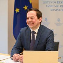 Viceministras padėkojo Turkijai už paramą Ukrainos teritoriniam vientisumui