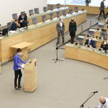 S. Skvernelis dėl partnerystės: buldozeriu tokie projektai nepraeis