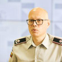 R. Liubajevas: migrantų Baltarusijos pasienio ruože gali būti pakankamai daug