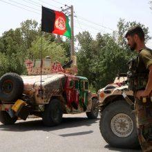 Afganistane apšaudytas Jungtinių Tautų biuras Herato mieste