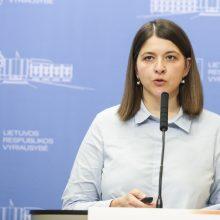 G. Skaistė: Lietuva nuosekliai gilina įsitraukimą ir bendradarbiavimą su TVF