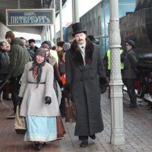 Vilniuje dėl filmų ir serialų filmavimo rugsėjį bus eismo ribojimų