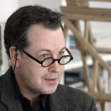 Lietuvių kilmės britų muzikas ir menininkas Antony Lukoszevieze