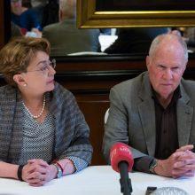 Žydų bendruomenė abejoja sprendimu paskelbti 2021-uosius J. Lukšos-Daumanto metais