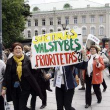 Mokytojai vėl sukilo – žada skelbti streiką