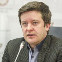 Seime prisiekė nauja VRK narė G. Vickutė bei VTEK narys M. Žaltauskas