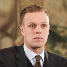 G. Landsbergis: darosi sunku susekti Seimo dramą