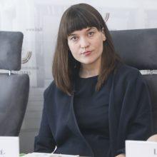 Seimo TS-LKD frakcijos seniūnė Radvilė Morkūnaitė-Mikulėnienė