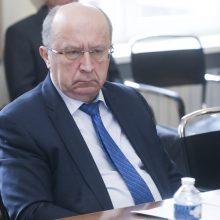 A. Kubilius: S. Skvernelis provokuoja G. Nausėdą – nebenori dirbti premjeru