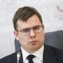 L. Kasčiūnas: svarbu, kad Nacionalinė saugumo strategija nebūtų padėta į stalčių