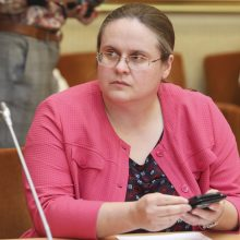 Seime – sumaištis dėl A. Širinskienės pareigų parlamente