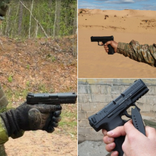 Lietuvos kariams už 1,5 mln. eurų pirks pistoletus – pasirinko vokiškus