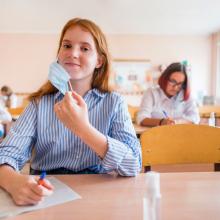 Šiauliai svarsto 5–12 klasių mokiniams laikinai įvesti nuotolinį ugdymą