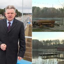 Ministro bėdos nesibaigia: įtariamas brakonieriavimu Trakų rajono ežere
