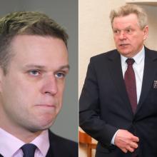 G. Landsbergis: premjeras, dengdamas J. Narkevičių, daro sau didžiulę žalą
