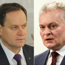 V. Tomaševskis apie prezidento poziciją dėl asmenvardžių: tai gudravimas