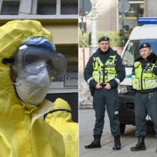 Policija apie viruso epidemiją: žmonių per prievartą tikrai negabensime