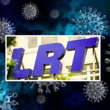 Koronavirusas įsisuko į LRT: keičiama šeštadienio televizijos programa