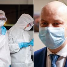 Žmonės pavargo nuo pandemijos – drastiškai smunka A. Verygos reitingai