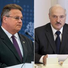 L. Linkevičius: A. Lukašenkos pareiškimai apie sienos uždarymą – neadekvatūs