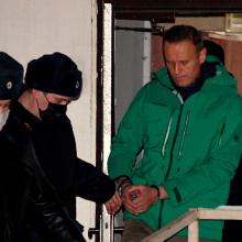 G. Nausėda: dėl A. Navalno arešto sankcijų Rusijai klausimą kelia apie pusė ES