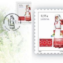 Lietuvos paštas išleidžia pašto ženklą baltarusiams