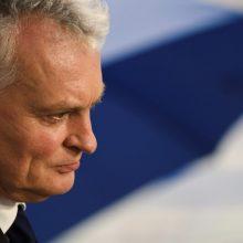 G. Nausėda: nauji susitarimai tarp valstybių neturi vykti NATO sąskaita