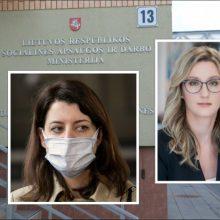 M. Navickienė gina iš Ispanijos dirbančią viceministrę: ji produktyvi ir kompetentinga