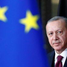 R. T. Erdoganas ragina Briuselį išpildyti pažadą ir priimti Turkiją į ES