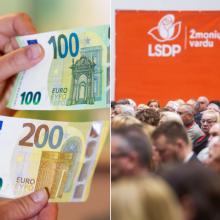 Pernai partijos gavo 8,5 mln. pajamų, turtingiausi – socialdemokratai