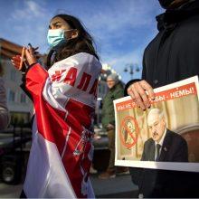Tarptautinės atsakomybės platforma dokumentuos žmogaus teisių pažeidimus Baltarusijoje